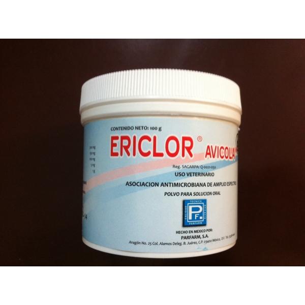 Ericlor Avicola 100g
