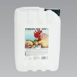 PIROFLOX 20% 1LITER