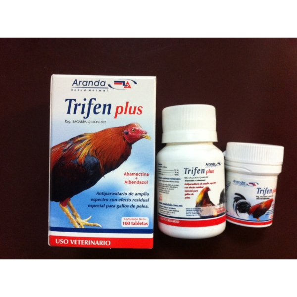 Trifen Plus De-Wormer 50