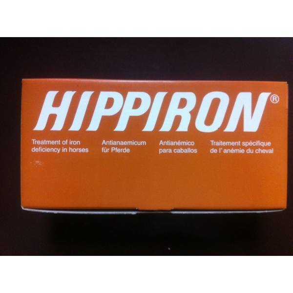 Hippiron box c/10 BACK ORDER TILL AUG-SEP
